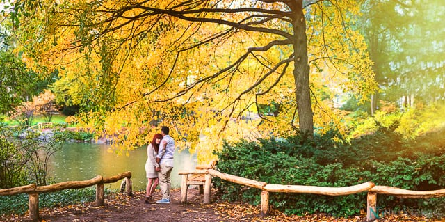 Central Park NY City Engagement (7)