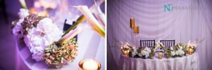 Wedding decor with purple touches-Puerto Rico Destination Wedding (3)