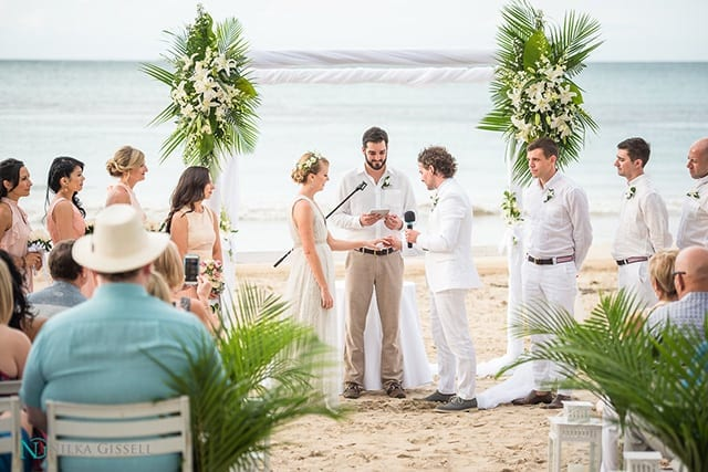 The Ritz-Carlton, San Juan Isla Verde Wedding