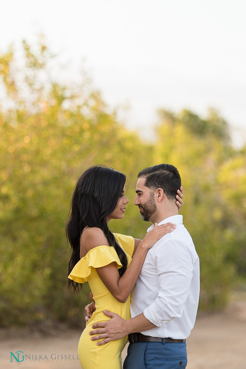 Cabo Rojo Lighthouse Beach Engagement Session