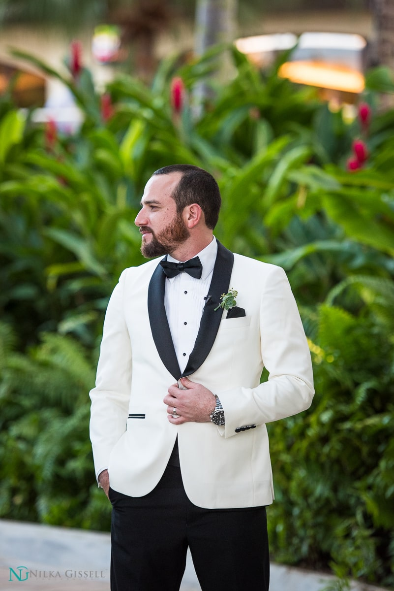 Intercontinental San Juan Puerto Rico Wedding